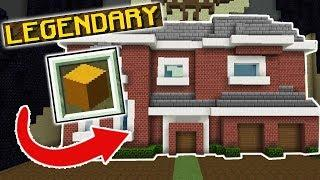 OUR NEW MANSION HOUSE TOUR?! (Minecraft Build Battle)