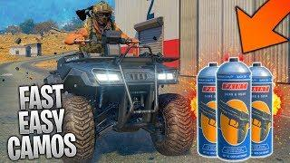 HOW TO GET PAINT CANS FAST AND EASY IN BLACKOUT BATTLE ROYALE