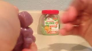 Store bought some wine versus regular slime you make