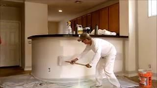 Glenn Scott the Painter. Series: How To Paint Walls - 2.