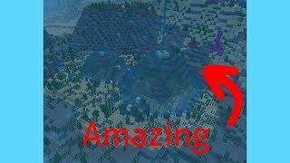How to make an Amazing Underwater house (Aquatic Update)