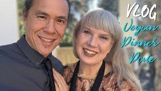 VLOG: Vegan Date at Getty Villa + Plant Food Wine