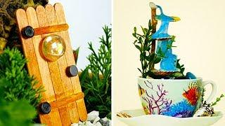 22 CUTE DIY IDEAS FOR YOUR GARDEN
