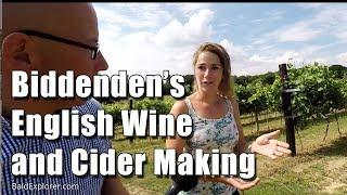The Success of English Wine Making in Kent