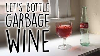 Frozen Fruit Wine Part 2: How to make homemade wine with stuff in your freezer | Brewin' the Most