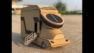 How to make a house on wheels - Elemment Palazzo