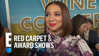 """Maya Rudolph Says Making """"Wine Country"""" Was """"The Most Fun"""" 