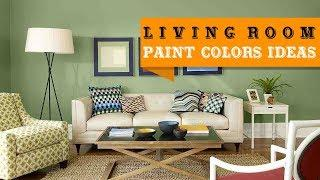 40+ Living Room Paint Colors Ideas