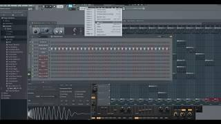 Как сделать клубную house музыку в FL studio 12. How to make house club music in FL studio.