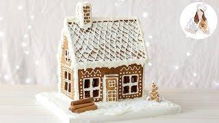 Gingerbread House Recipe | How to make a Gingerbread House