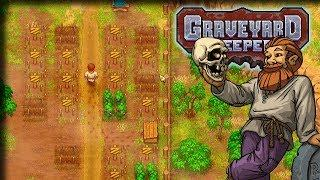 Vineyard Expansion – Let's Play Graveyard Keeper – Part 18