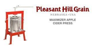 Maximizer Apple Cider Press / Grape / Wine / Fruit