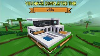 Block Craft 3D : Building Simulator Games For Free Gameplay #502 (iOS & Android) | Villa