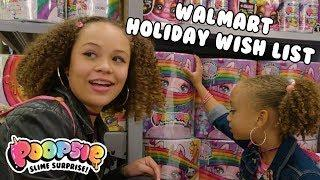 Poopsie Slime Surprise | Walmart America's Best Toy Shop Wish List Event! | Special Edition Toy Hunt