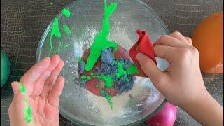 Metalik Balondan Ne Çıkarsa Slime Yaptım! | Making Slime With Metalic Balloons! | OyunTanrıçası TV
