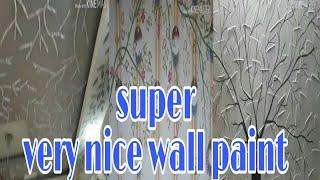 Super wall paint ideas Nazim
