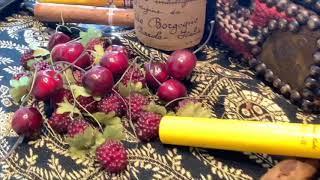 LEFT EYE RIGHT FINGER: 1952 Barolo Wine