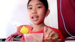 How to make jelly slime Khmer