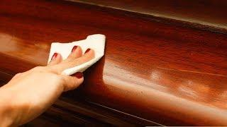 How to Clean Wood Furniture At Home | Wood Furniture Cleaning Tips
