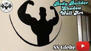 How to make Wall Art | Builder Shadow | ss globe