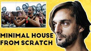 Making A FULL Minimal House Track Like Ricardo Villalobos From Start To Finish [+Project]
