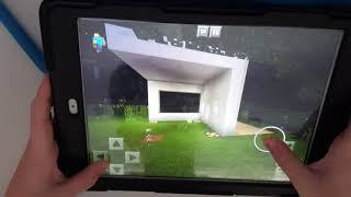 How to make a minecraft house part 1