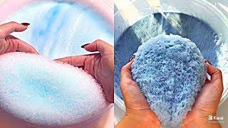 Bubbly slime popping - satisfying slime ASMR video compilation