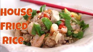 Fast & Easy House Fried Rice With Linda's Pantry