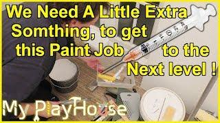Totally Addicted to Painting Walls - DIY Home Improvement - 812