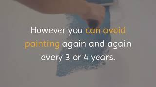 How to Avoid Painting Your Exterior Walls Again and Again Tel: 01236 610572
