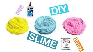 HOW TO MAKE SLIME | Easy Tutorial For Beginners