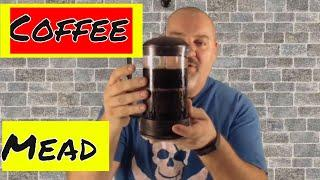 How to Make Coffee Mead | Small Batch Coffee Mead
