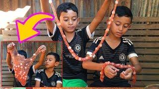HOW TO MAKE SLIME WITH GLUE | SLIME MAKING
