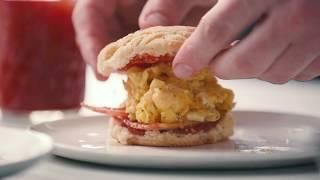 Marcus Samuelson's Breakfast Sandwich | Recipe | Food & Wine