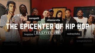 Visiting Atlanta's Hip-Hop Scene | DailyVee 489