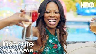 'Wine Down' Season Finale Chat w/ Yvonne Orji | Insecure | Season 3
