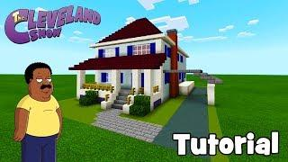 "Minecraft Tutorial: How To Make Clevelands House ""The Cleveland Show"""