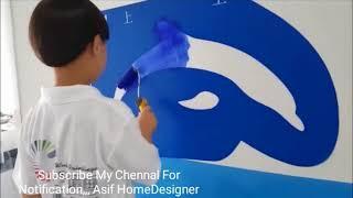 Cheap Home Decor Ideas Unique  Wall Painting Ideas!