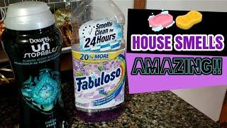 Downy Unstoppable Hacks | Fabuloso Hacks | How To Make Your House Smell Good