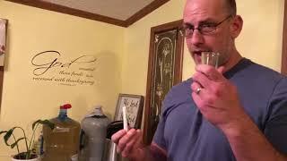 Making Nectarine Wine - Phase 4 (Sweetening)