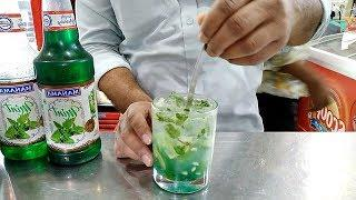 Mint mocktail???? | How to make | Mint lemonade