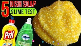 NO GLUE PAPER SLIME,Testing No Glue Paper Slime Recipe, Only 2 Ingredients Paper and Dishsoap
