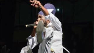 Sizzla Delivered at Magum Tonic Wine Explosion 2019