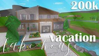 ROBLOX | Welcome to Bloxburg: Vacation Lake House 200k
