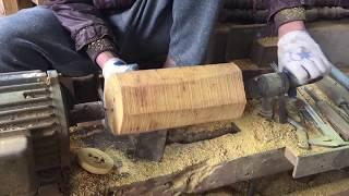 Amazing Carpenters Dexterity Woodworking Skills // Making A Wooden Wine Bottle New Style