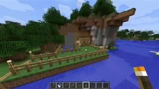 How To Make A  Cave House Minecarft