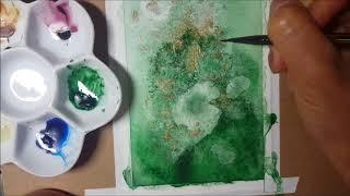 Tree Painting Preview