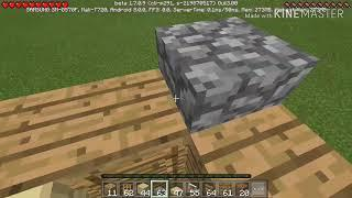 How to make starter survival house|MINECRAFT