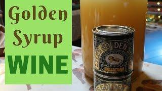 Golden Syrup Wine - Recipe and method