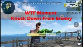 RULES OF SURVIVAL PC - WTF Moment - Knock Down From Enemy